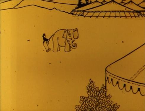 Charlie's White Elephant © Pat Sullivan