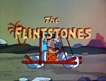 flintstones-title-card © Hanna-Barbera