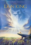 The Lion King Poster © Walt Disney
